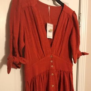 Free People Dresses - NWT Free People Dress - size small
